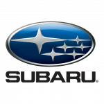 Subaru small car battery logo