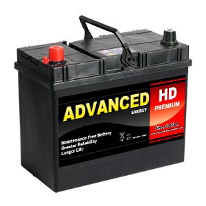 057 car battery HD image