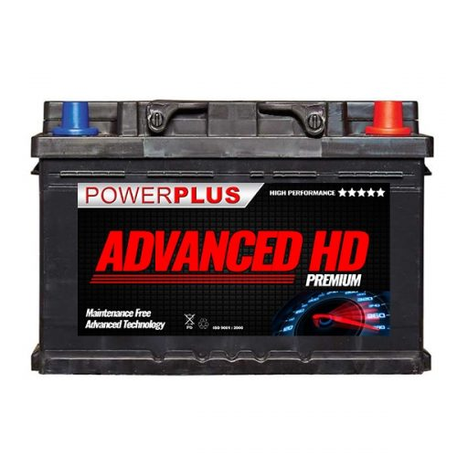 096 car battery HD