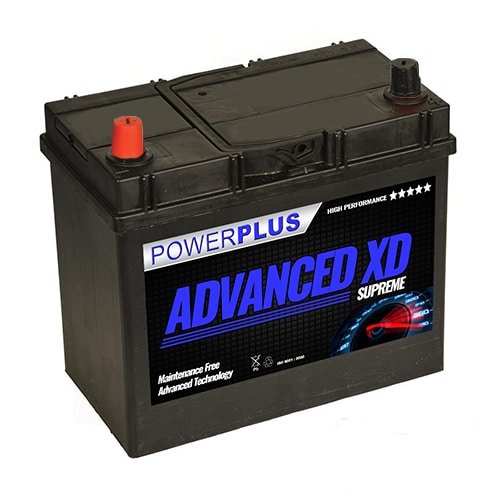155 xd car battery