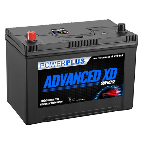 250 xd car battery