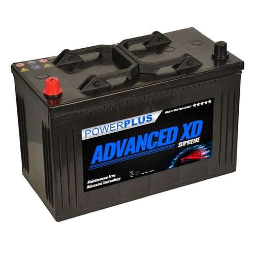 664 xd car battery