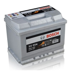 Bosch s5004 car battery