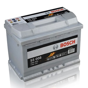 Bosch s5008 car battery