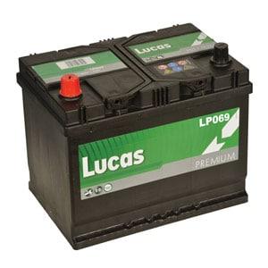 Lucas LP069 12v battery