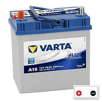 Varta A15 Car Battery