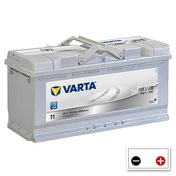 Varta I1 Car Battery