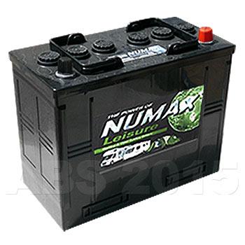 Numax L135 Deep Cycle 135Ah Non Sealed Battery