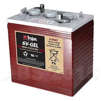 Trojan 6 Volt 6V-GEL Battery