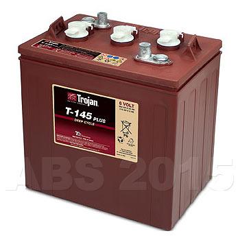 Trojan 6 Volt T-145 Battery