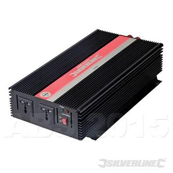 12V Battery Power Inverter - 1000 Watt.