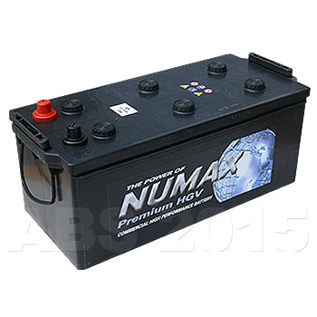 Numax 621 Commercial and Industrial Battery