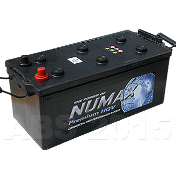 Numax 623 Commercial and Industrial Battery