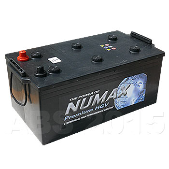 Numax 625 Commercial and Industrial Battery