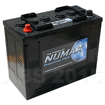 Numax 648 Commercial and Industrial Battery