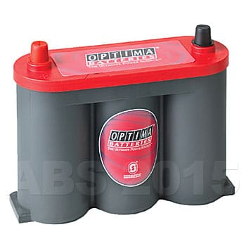 Optima RT S 2 1 Red Top Battery