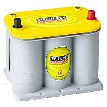 Optima YT R 3 7 Yellow Top Battery
