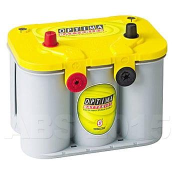 Optima YT U 4 2 Yellow Top Battery