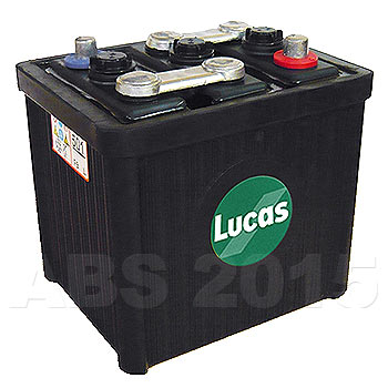501 car battery 6 volt