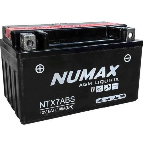 Numax NTX7ABS Battery