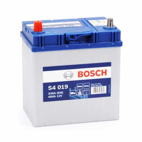s4019 bosch car battery