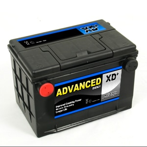abs 75-70 american car battery