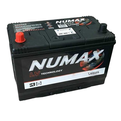 Numax LV26 leisure battery