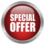 Special offer leisure batteries