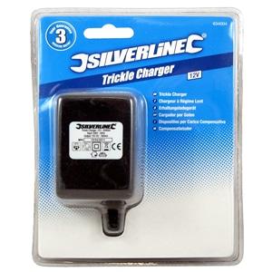Silverline Trickle Charger