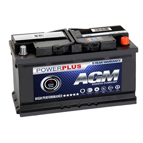 AGM Powerplus 110 Battery