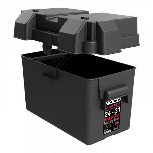 Battery Box 31 Open