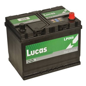 Lucas LP068 12v battery