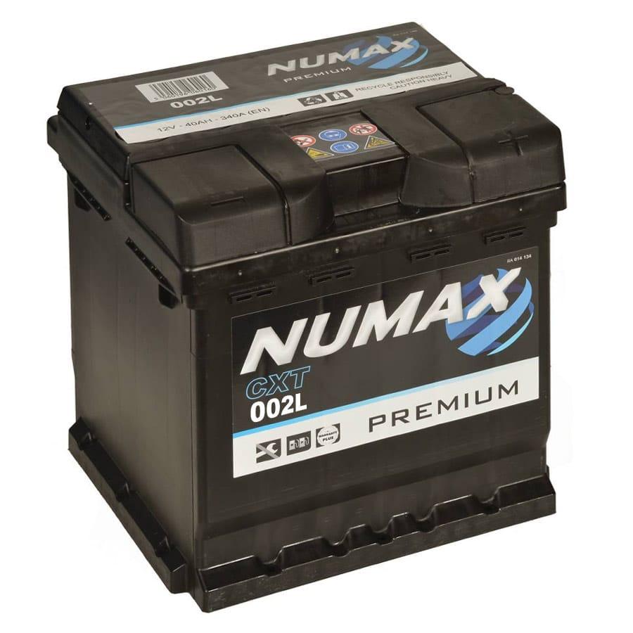 Numax 002l 12v battery