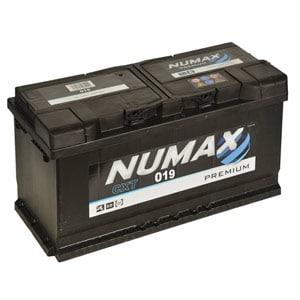 Numax 019 12v battery