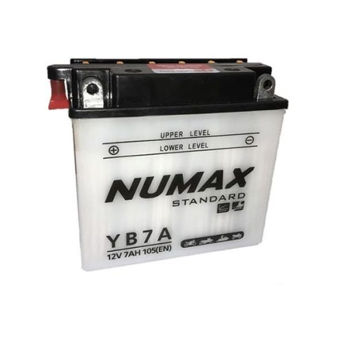 yb7a numax battery