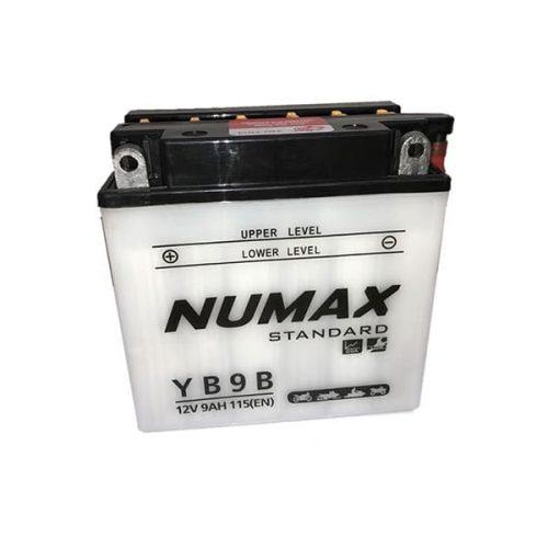 yb9b numax battery