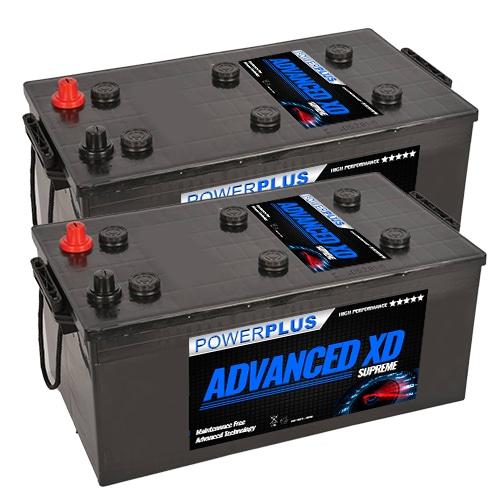 pair 629xd batteries