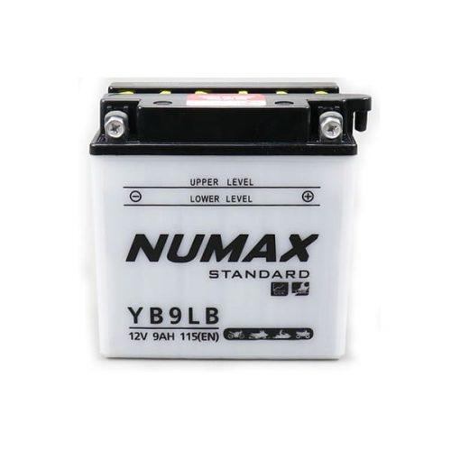 numax yb9lb battery image