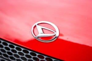 Daihatsu Car Battery Banner