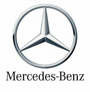 mercedes small logo image