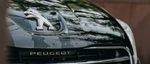 Peugeot car battery banner 2