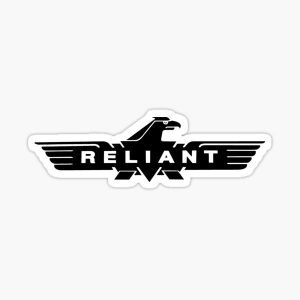 reliant car battery logo image