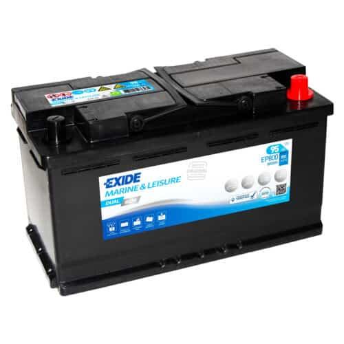 Exide EP800 Leisure Battery