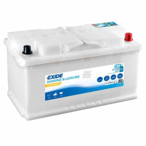 exide et650 leisure battery